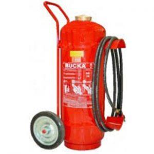 Extintor Carreta de Água Pressurizada