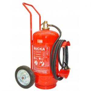 Extintor de Pó Químico Seco BC